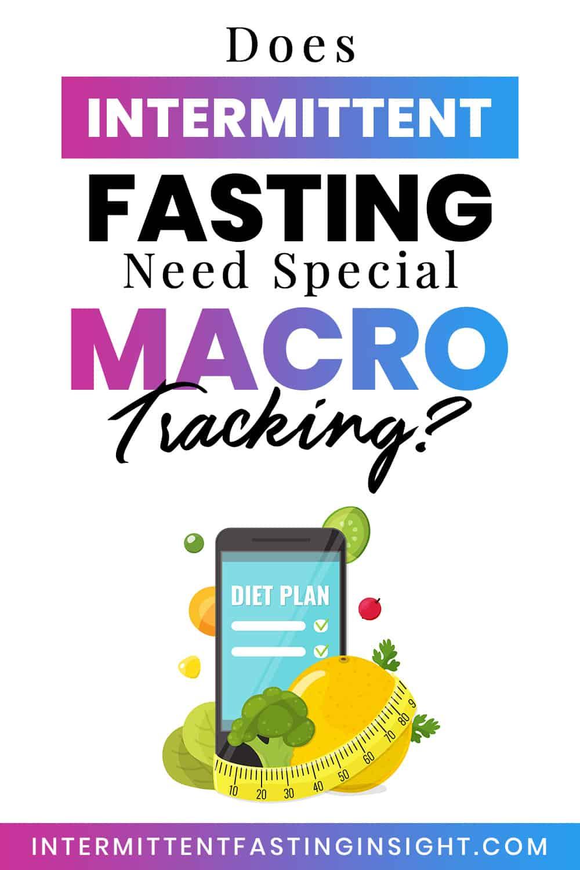 macros fasting