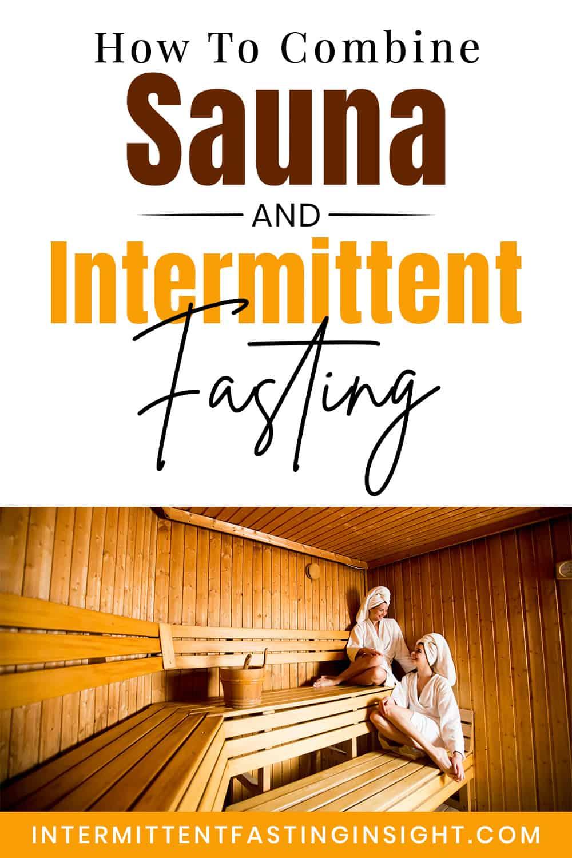 sauna and fasting
